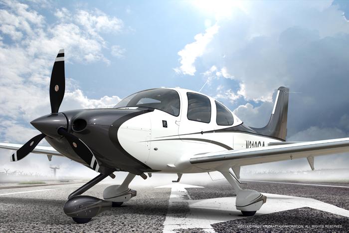 Flying the Cirrus SR20