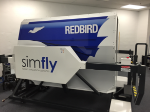 The Redbird FMX Simulator